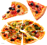 Pizza PNG Free Download 13