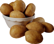 Potato PNG Free Download 6