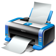 Printer PNG Free Download 10