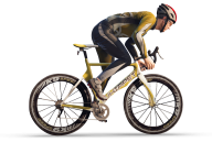 racng guy bicycle free png image download