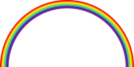 Rainbow PNG Free Download 11