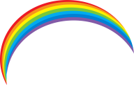 Rainbow PNG Free Download 13