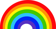Rainbow PNG Free Download 15