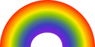 Rainbow PNG Free Download 17