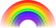 Rainbow PNG Free Download 21