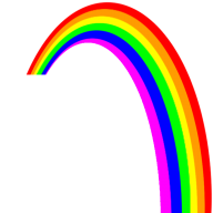 Rainbow PNG Free Download 25