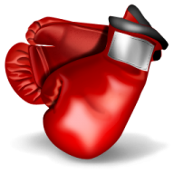 red boxing gloves clipart  free png download