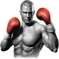 red fighter boxing gloves free png download