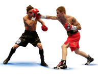 red kick boxing gloves free png download