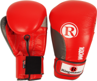 red ring master boxing gloves free png download