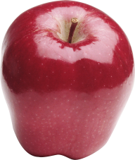 Red Waxed Apple
