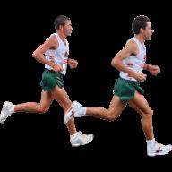 Running Man PNG Free Download 13