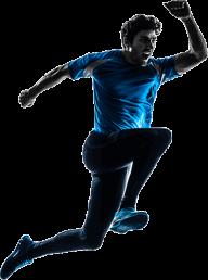 Running Man PNG Free Download 6