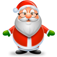 Santa Claus PNG Free Download 10