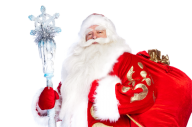 Santa Claus PNG Free Download 12