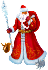 Santa Claus PNG Free Download 13