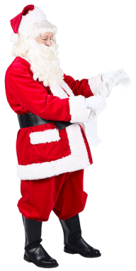 Santa Claus PNG Free Download 14