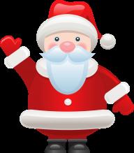 Santa Claus PNG Free Download 16