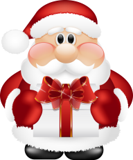 Santa Claus PNG Free Download 17