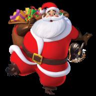 Santa Claus PNG Free Download 18