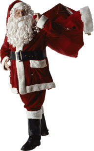 Santa Claus PNG Free Download 2