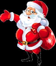 Santa Claus PNG Free Download 20