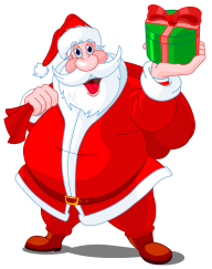 Santa Claus PNG Free Download 22