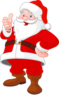 Santa Claus PNG Free Download 23