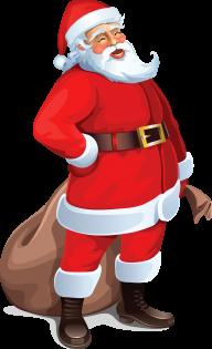 Santa Claus PNG Free Download 24