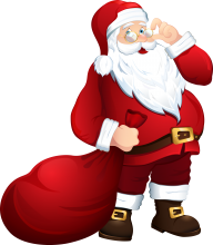 Santa Claus PNG Free Download 26