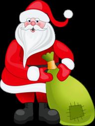Santa Claus PNG Free Download 28