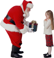 Santa Claus PNG Free Download 3