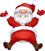 Santa Claus PNG Free Download 30