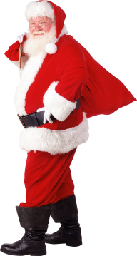 Santa Claus PNG Free Download 5