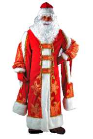 Santa Claus PNG Free Download 8