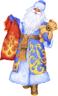 Santa Claus PNG Free Download 9
