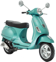 Scooter PNG Free Download 1