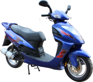 Scooter PNG Free Download 11