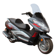 Scooter PNG Free Download 12