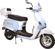 Scooter PNG Free Download 16