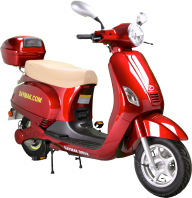 Scooter PNG Free Download 17