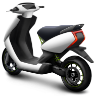 Scooter PNG Free Download 18