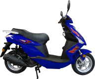 Scooter PNG Free Download 8