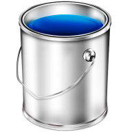 silver bucket free clipart download