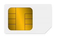 Sim Card PNG Free Download 1