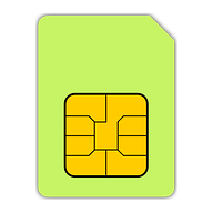 Sim Card PNG Free Download 12