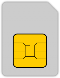 Sim Card PNG Free Download 13