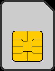 Sim Card PNG Free Download 13