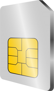 Sim Card PNG Free Download 14