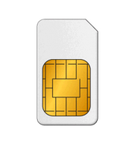Sim Card PNG Free Download 2